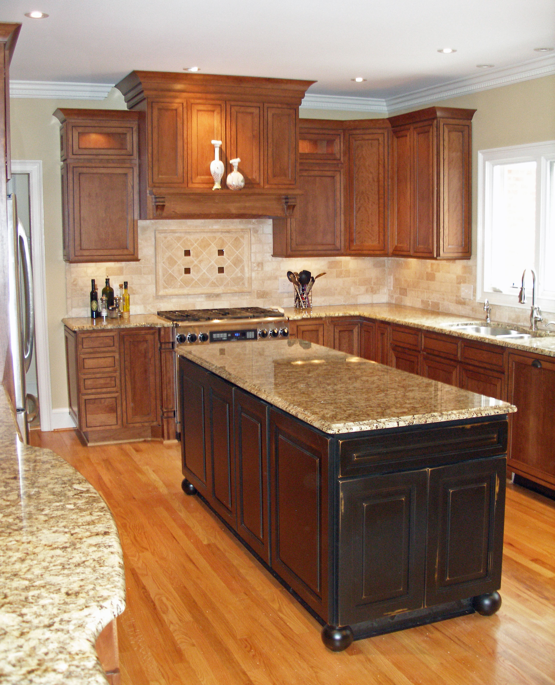 Remodeling For Kitchen Custom Kitchen Design And Remodeling For Charlotte Nc